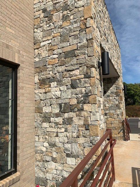 veneer stone building natural stone